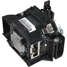 Replacement Projector Lamp for Epson ELPLP34