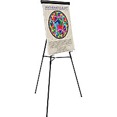 MasterVision 3 leg Display Easel 45