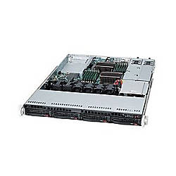 Supermicro SuperServer 6016T NTRF Barebone System