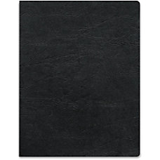 Fellowes Executive Binding Cover Letter Black