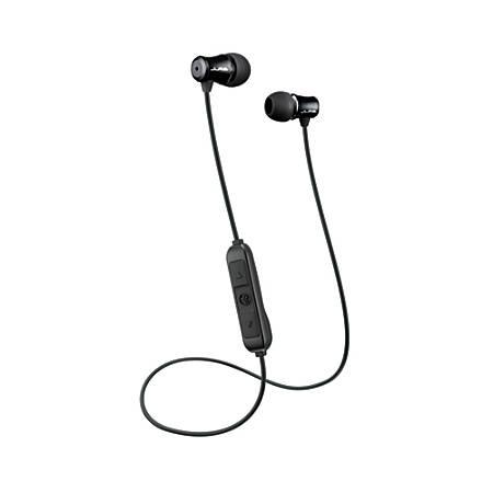 c2fc307916f74f JLab Audio Rock Bluetooth® Earbud Headphones, EBROCKRBLK123