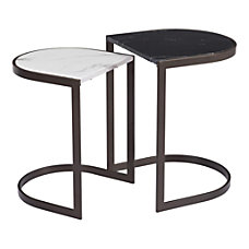 Zuo Modern Stanton Nesting End Tables