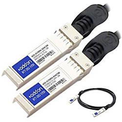 AddOn Cisco SFP H10GB CU2M to
