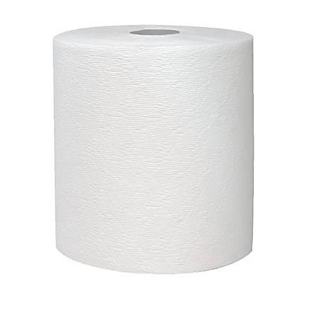 Kleenex White Hard Roll Towels, Hard Roll, White