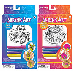 Inkology Shrink Art Set