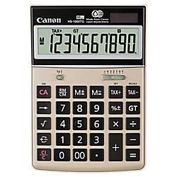 Canon HS 1000TG Green Calculator