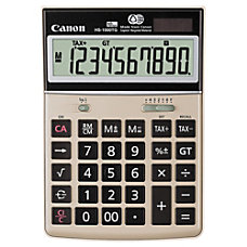 Canon HS 1000TG Green Calculator