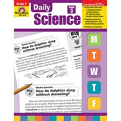 Evan-Moor® Daily Science, Grade 3 Item # 767820