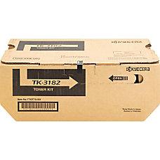 Kyocera TK 3182 Original Black Toner