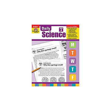 Evan-Moor® Daily Science, Grade 4