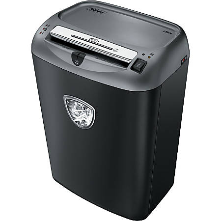 Fellowes Powershred 75Cs Cross-Cut Shredder