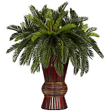 Nearly Natural 29 H Silk Cycas