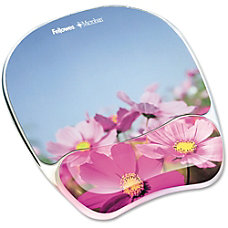 Fellowes Gel Mouse Pad With Wrist