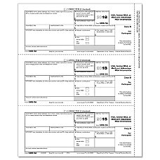 ComplyRight 5498 InkjetLaser Tax Forms Participant