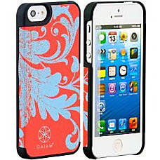 Gaiam iPhone 5 Filigree Fabric Case