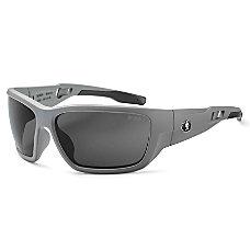 Ergodyne Skullerz Safety Glasses Baldr Matte