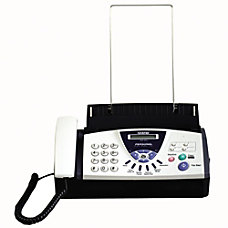 Brother Personal Plain Paper Fax Machine