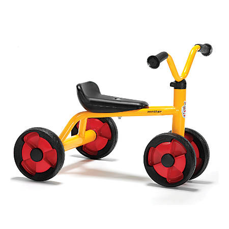 """Winther Pushbike, 10 5/8""""H x 17 3/8""""W x 20 7/8""""D, Multicolor"""