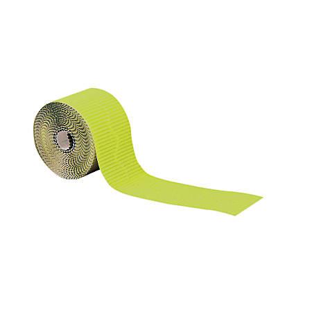 """Bordette® Designer Border, Lime, 2 1/4"""" x 50'"""