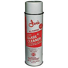 Glass Cleaners 19 oz Aerosol Can