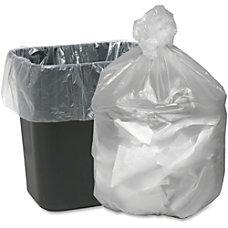 Webster Translucent Waste Can 316 mil