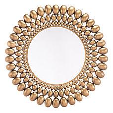 Zuo Modern Inha Round Mirror 33