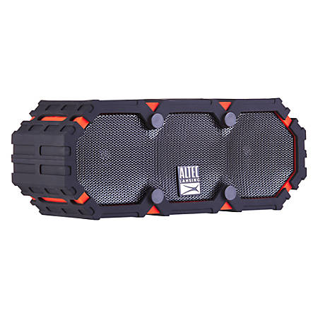 Altec Lansing® Mini Lifejacket Bluetooth® Speaker, Red