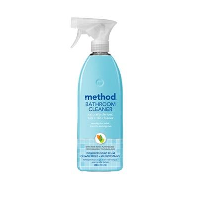 Method Tub Tile Bathroom Cleaner Oz By Office Depot OfficeMax - Tub and tile bathroom cleaner