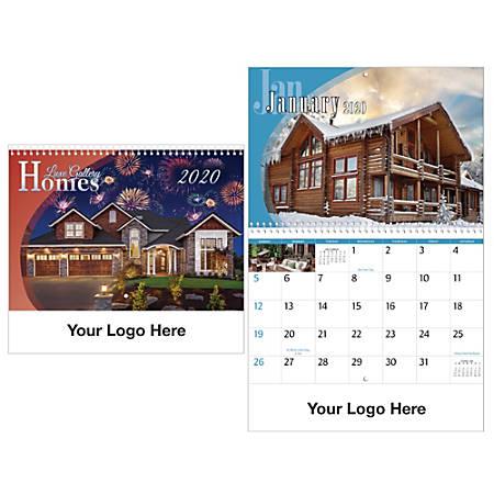 """Home 13-Month Wall Calendar, 9 1/2"""" x 11"""", December To December"""