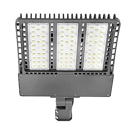 Luminoso LED GLX Area Light Fixture, Type III, 5,000 Kelvin, 300 Watt, 33,618 Lumens