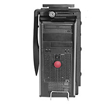 KellyREST Lockable CPU Holder Black