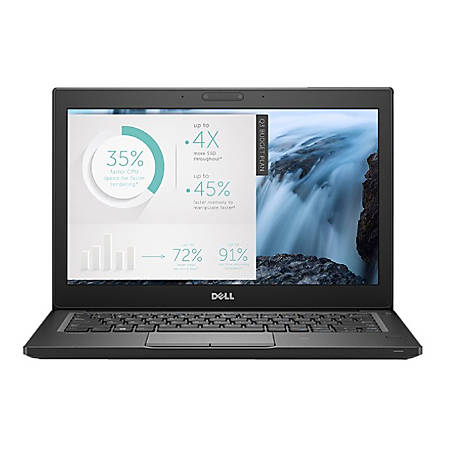 "Dell™ Latitude Laptop, 14"" Screen, Intel® Core™ i5, 8GB Memory, 256GB Solid State Drive, Windows® 10, Demo"