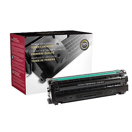 Clover Technologies Group™ 201074P (Samsung CLT-K505L) Remanufactured Black Toner Cartridge