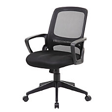 Boss Mesh Task Chair Black