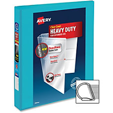 Avery Durable View Binders with Slant
