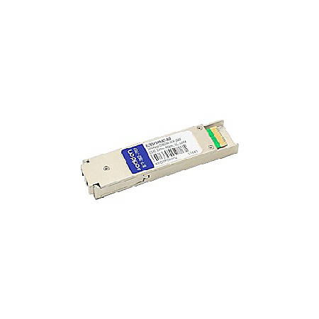 AddOn Fujitsu FC95734AAT Compatible TAA Compliant 10GBase-DWDM 100GHz XFP Transceiver (SMF, 1542.14nm, 80km, LC, DOM)