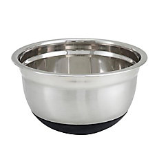 Winco Stainless Steel Mixing Bowl With