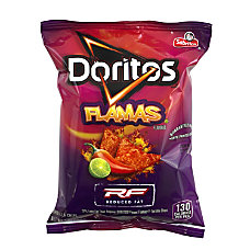 Doritos Reduced Fat Flamas Chips 1
