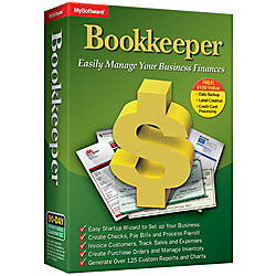 MySoftware Bookkeeper Download