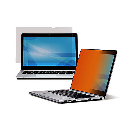 """3M™ Gold Privacy Filter Screen for Laptops, 17"""" Widescreen (16:10), GF170W1B"""
