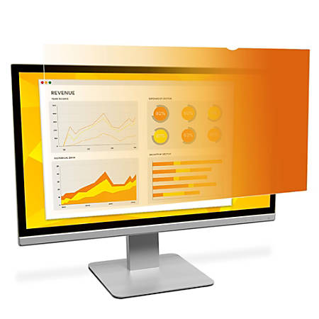 "3M™ Gold Privacy Filter Screen for Monitors, 19"" Widescreen (16:10), GF190W1B"