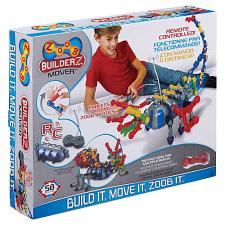 ZOOB Mover Modeling System, Grade 1 - 7