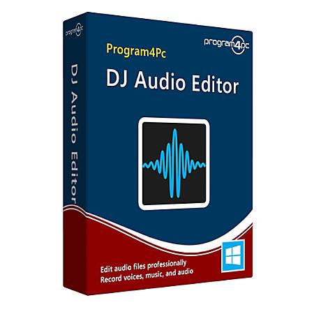 DJ Audio Editor, Download Version