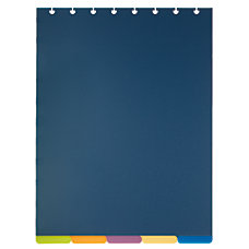 TUL Top Bound Tab Dividers For