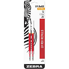 Zebra Pen JF Refill Medium Point