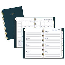 Cambridge WeeklyMonthly Planner 4 78 x