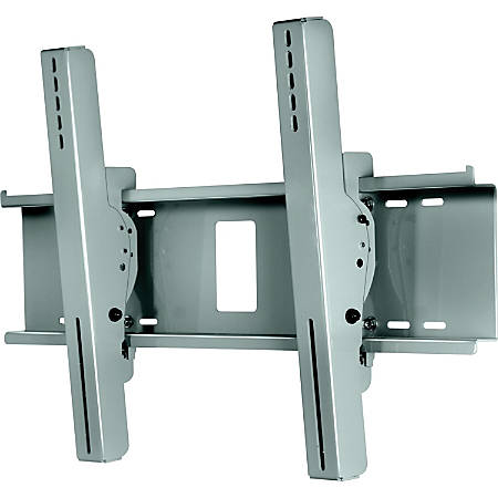 "Peerless-AV EWMU-S Wall Mount for Flat Panel Display - Gray - 32"" to 65"" Screen Support - 200 lb Load Capacity"