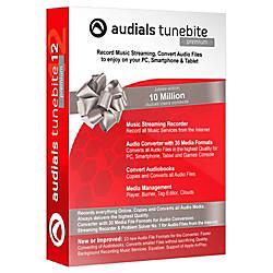 Audials Tunebite 12 Premium Download Version