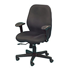 Eurotech Multifunction Task Chair Mesh Black