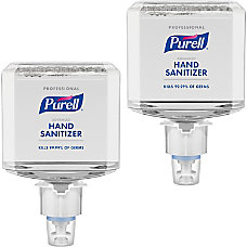 PURELL ES6 Professional Advanced Hand Sanitizer